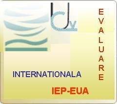 Evaluare internationala